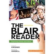 The Blair Reader Exploring Issues and Ideas Plus MyWritingLab with Pearson eText -- Access Card Package