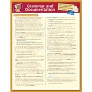 Study Card for Grammar Doc 6pk