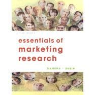 Package: Qualtrics Card and Essentials of Marketing Research, 5/E