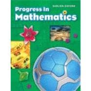 Progress in Mathematics, Grade 3