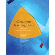 Classroom Teaching Skills, 9th Edition