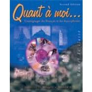 Quant a moi Text/Audio CD Packages