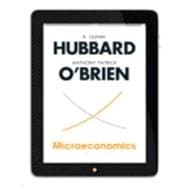 Microeconomics plus NEW MyEconLab with Pearson eText  (1-semester access) -- Access Card Package