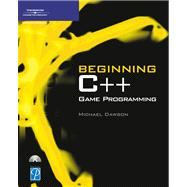 Beginning C++ Game Programming