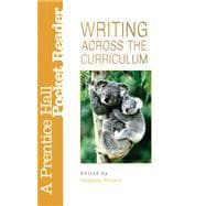 Writing Across the Curriculum: A Prentice Hall Pocket Value Pack (includes Prentice Hall Reference Guide  & MyCompLab NEW with E-Book Student Access  )