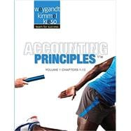 Accounting Principles: Volume 1, Chapter 1-12
