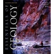 Essentials of Geology Plus MasteringGeology with eText -- Access Card Package