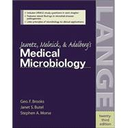 Jawetz, Melnick, and Adelberg's Medical Microbiology