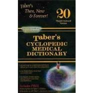Taber's Cyclopedic Medical Dictionary : Thumb-Indexed Version