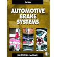 Automotive Brake System and Worktext and Student CD Pkg