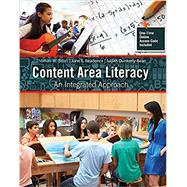 Content Area Literacy 9781524922078R