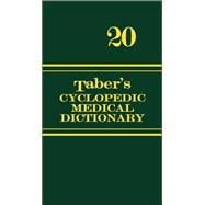Taber's Cyclopedic Medical Dictionary : Non Thumb-Indexed Version