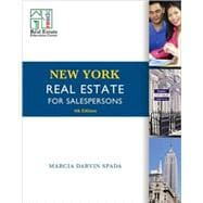New York Real Estate F/Salespersons Spcl Ed F/Re Ed Ctr