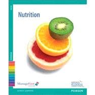 ManageFirst Nutrition w/ Paper & Pencil Answer Sheet and Test Prep Access Card Pkg