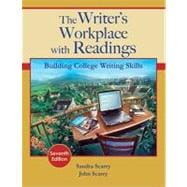 The Writer's Workplace with Readings Building College Writing Skills