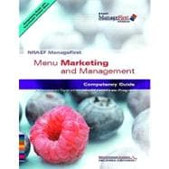 ManageFirst : Menu Marketing and Management with Pencil/Paper Exam and Test Prep