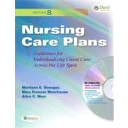 Nursing Care Plans: Guidelines for Individualizing Client Care Across the Life Span (Book with CD-ROM)