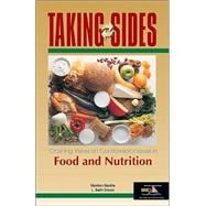Taking Sides: Clashing Views on Controversial Issues in Food and Nutrition
