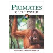 Primates of the World 9780816052110R