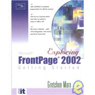 Exploring : Getting Started with Frontpage 2002