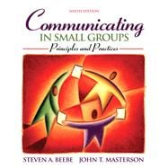 Communicating in Small Groups: Principles and Practices Value Package (includes MyCommunicationKit Student Access )