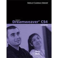 Adobe Dreamweaver CS4: Complete Concepts and Techniques, 1st Edition