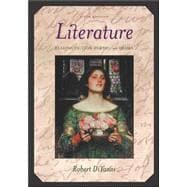TLiterature: Reading Fiction, Poetry, and Drama BK&CDR