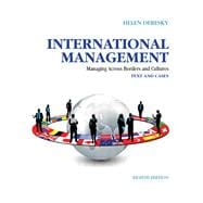 International Management : Managing Across Borders and Cultures: Text and Cases