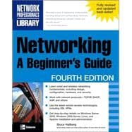 Networking: A Beginner's Guide, Fourth Edition