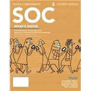 SOC 3 (with CourseMate Printed Access Card)