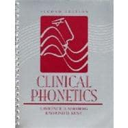 Clinical Phonetics