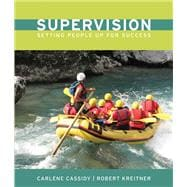 Supervision : Setting People up for Success