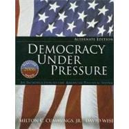 Democracy Under Pressure An Introduction to the American Political System, Election Update 2006, Alternate Edition