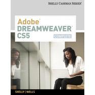 Adobe® Dreamweaver® CS5: Complete, 1st Edition