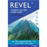 REVEL for The Longman Reader -- Access Card