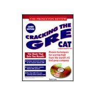 Cracking the GRE CAT: With Sample Tests on CD-ROM