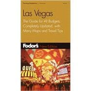 Las Vegas : The Guide for All Budgets with Many Maps and Travel Tips