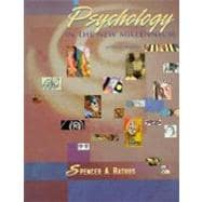 PSYCHOLOGY IN THE NEW MILLENNIUM,7E