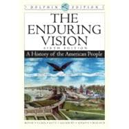 Boyer Enduring Vision : A History of the American People