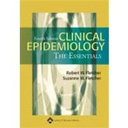 Clinical Epidemiology; The Essentials