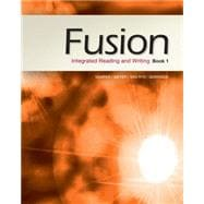 Fusion Integrated Reading and Writing, Book 1