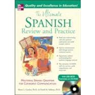 The Ultimate Spanish Review and Practice w/CD-ROM