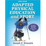 Adapted Physical Education and Sport (Book with DVD)