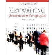 Get Writing : Sentences and Paragraphs