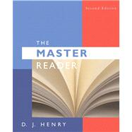 Master Reader (with MyReadingLab Student Access) Value Package (includes Mastering Vocabulary)