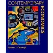 Contemporary Economics An Applications Approach