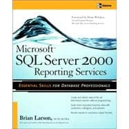 Microsoft SQL Server 2000 Reporting Services