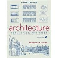 Architecture: Form, Space, & Order, 3rd Edition