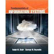 FUNDAMENTALS OF INFORMATION SYSTEMS, 8th Ed.