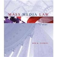Mass Media Law 03/04 W/ CD